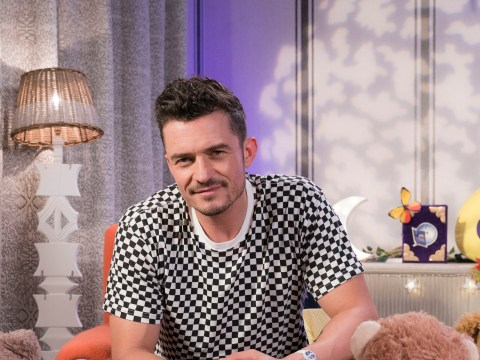 Orlando Bloom to follow in Tom Hardy's footsteps and read a CBeebies Bedtime Story