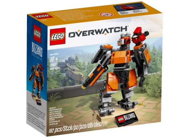 There's even a little Lego Ganymede