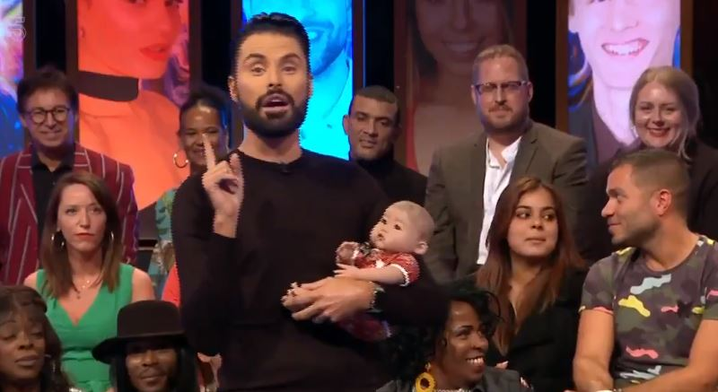 Rylan Clark-Neal reveals first details of new Big Brother housemates joining show tonight
