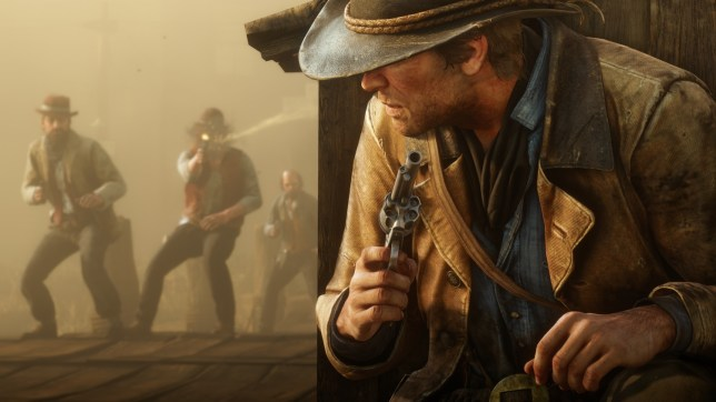 Why Red Dead Redemption II isn't the game of the year – Reader's