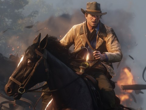 How many chapters are there in Red Dead Redemption II?