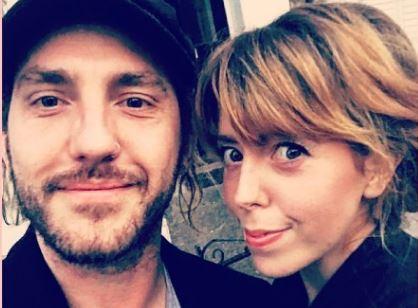 Seann Walsh and Rebecca Humphries-71f1