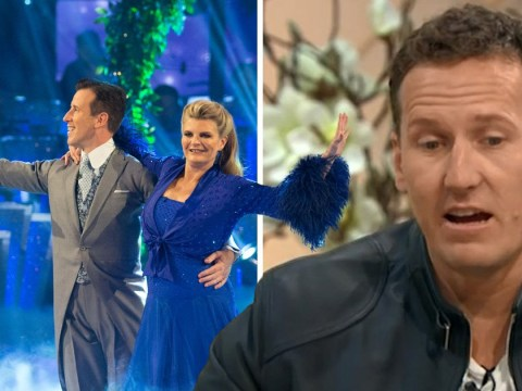 Brendan Cole thinks Susanna Constantine 'wasn't very good' as she's booted from Strictly