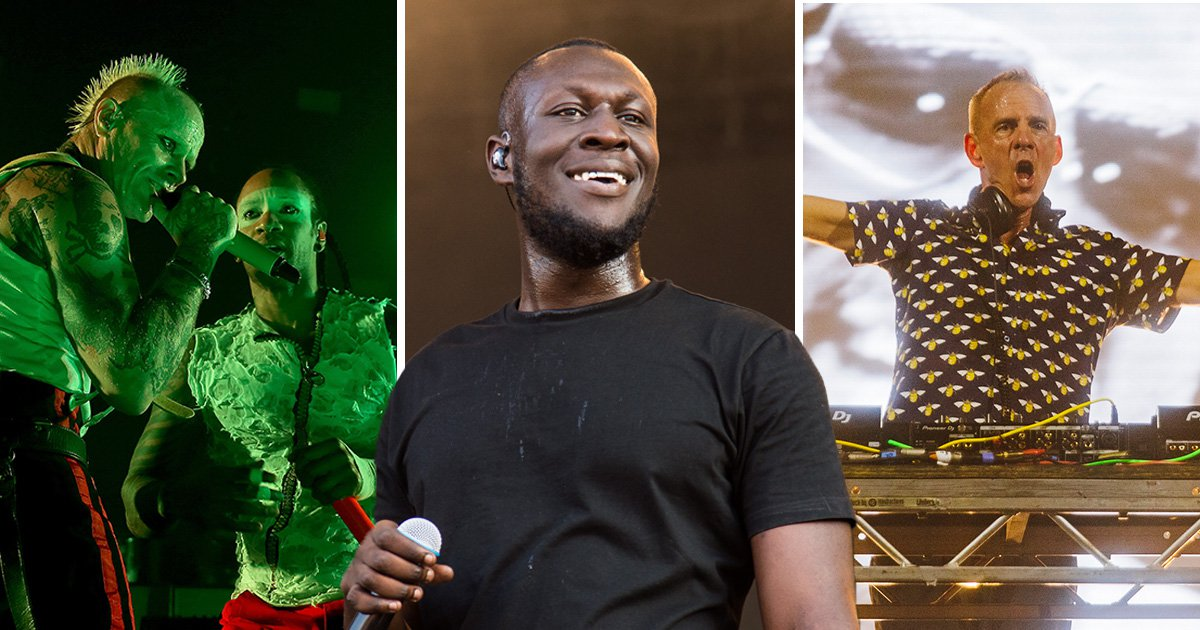 Stormzy and Fatboy Slim first headline acts announced for Snowbombing festival to celebrate 20th anniversary