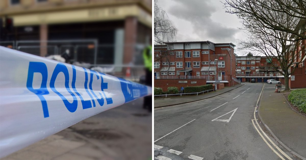 Man shot by police in dawn raids for firearms offences