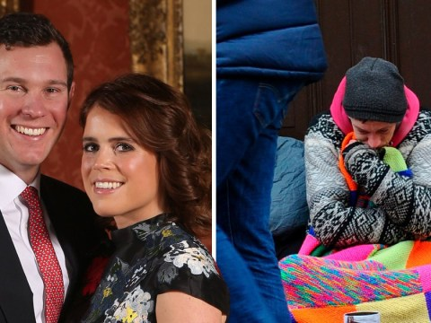 Homeless people in Windsor 'to face police checks ahead of Princess Eugenie wedding'