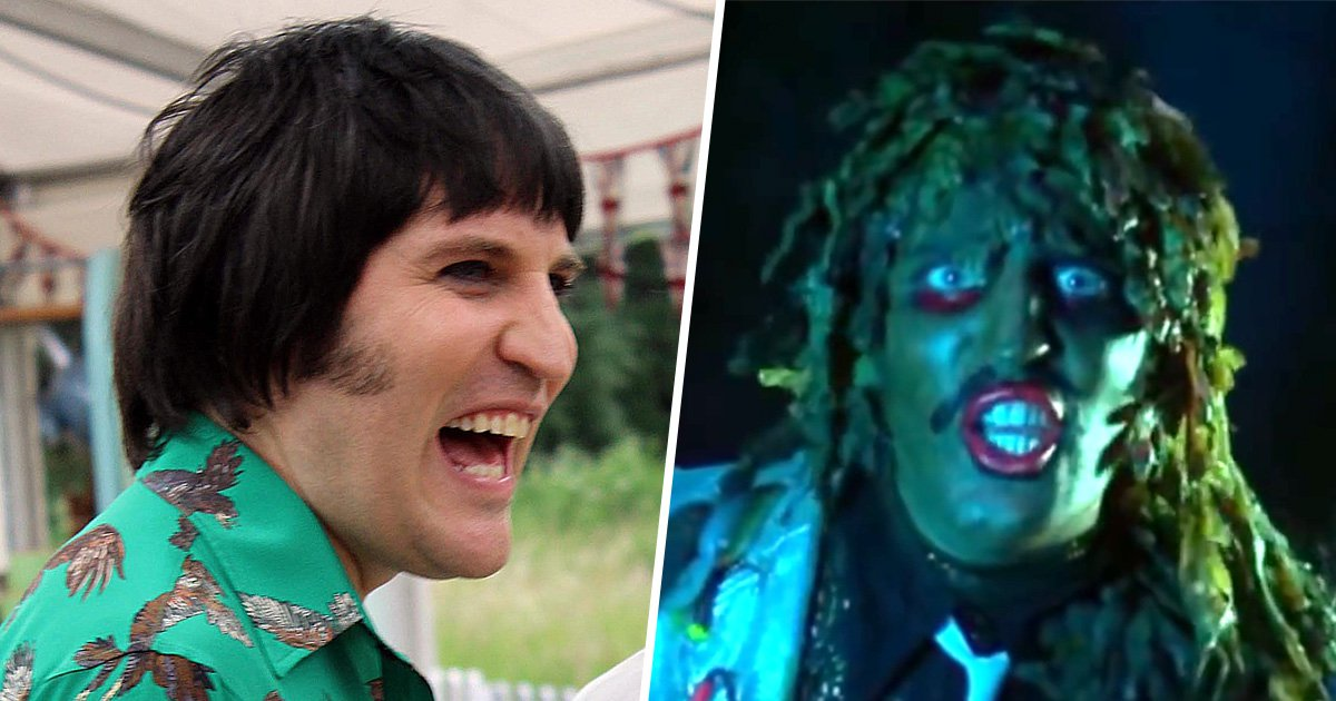 Noel Fielding finally drops a Mighty Boosh reference on GBBO