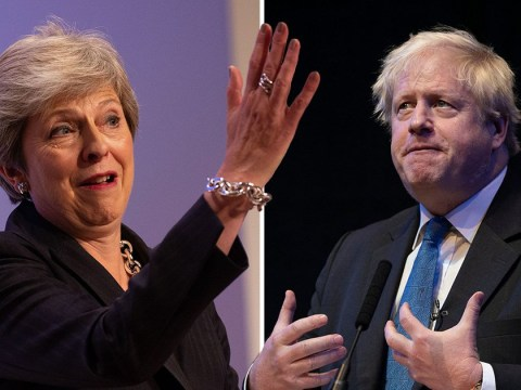 Theresa May or Boris Johnson? Body language expert reveals who won the battle of the speeches