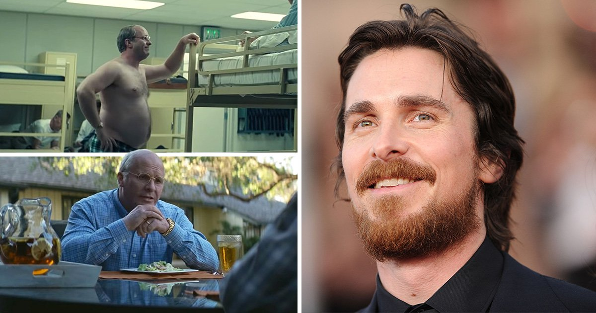 Christian Bale is unrecognisable as he undergoes dramatic transformation for Dick Cheney role in Vice