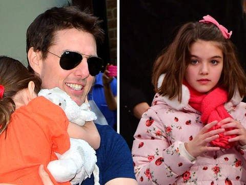 Tom Cruise 'hasn't seen daughter Suri in years' following split from Katie Holmes: report