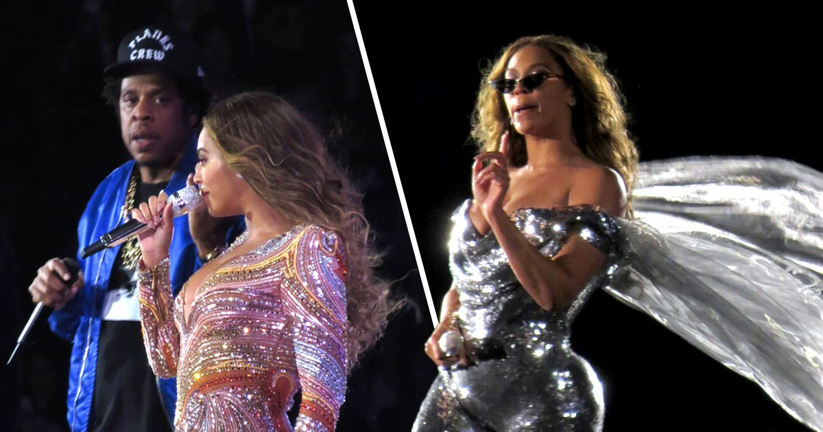 If being extra is wrong, then Beyonce does not want to be right as she nears end of OTRII with Jay-Z
