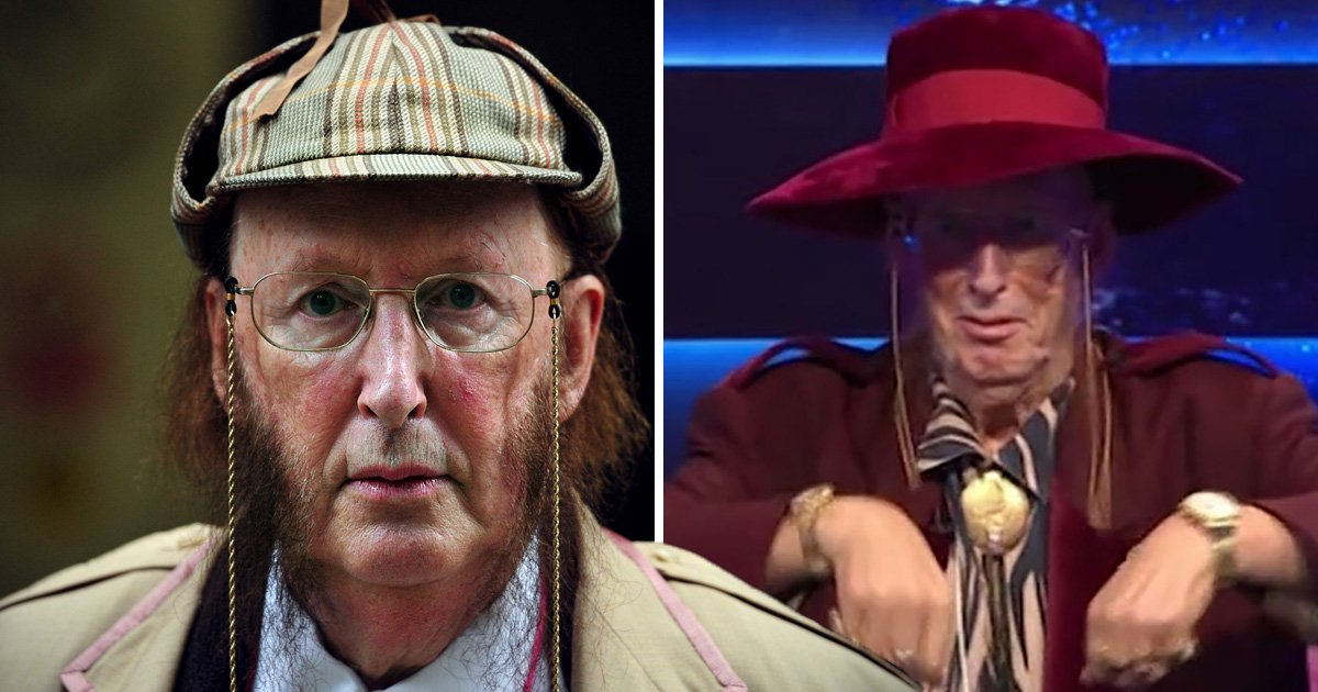 John McCririck addresses health concerns following appearance on Big Brother's Bit On The Side