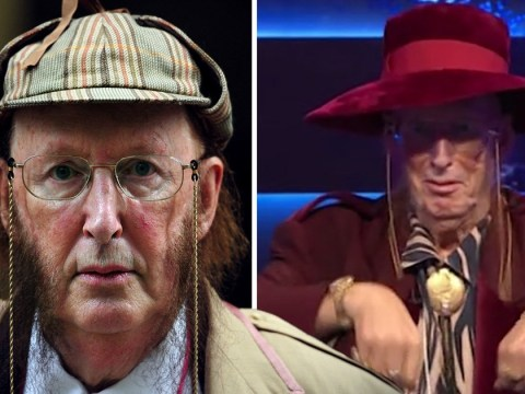 John McCririck's Big Brother's Bit On The Side co-star asked if he was OK after being 'shocked' by appearance