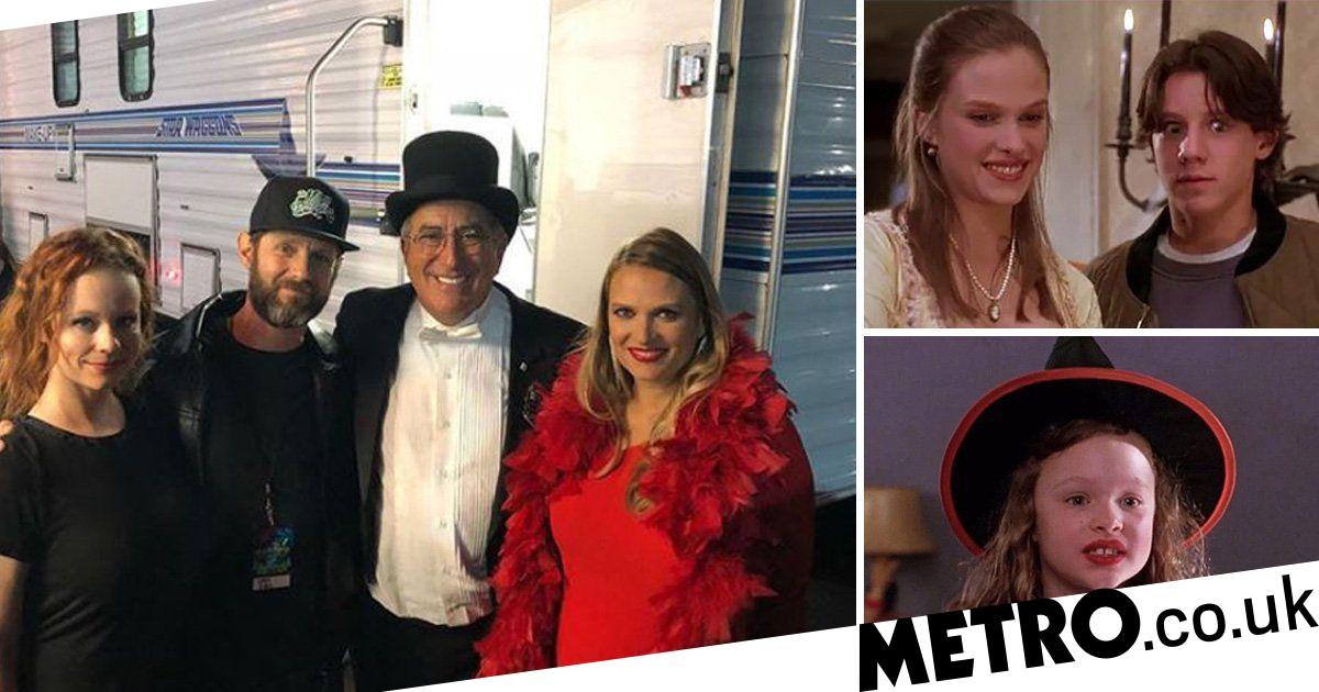Hocus Pocus Reunion Stars Celebrate 25th Anniversary Of Halloween