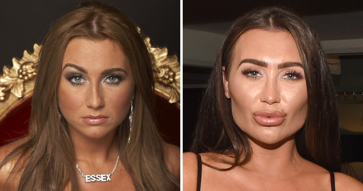 Lauren Goodger breaks her silence and finally confirms surgery rumours she previously denied