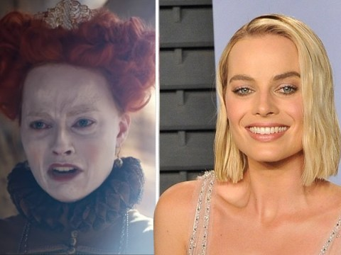 Margot Robbie 'has the confidence of a beautiful woman' to play 'ugly' characters