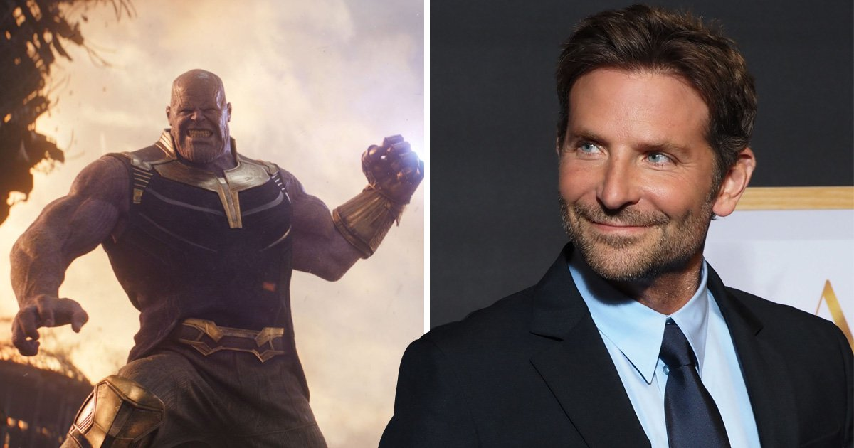 Avengers' Bradley Cooper thinks Thanos 'had a point' as he defends Infinity War villain