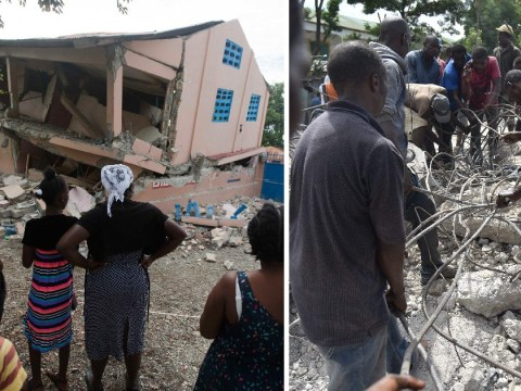 At least 14 dead and more than 100 injured as earthquake hits Haiti