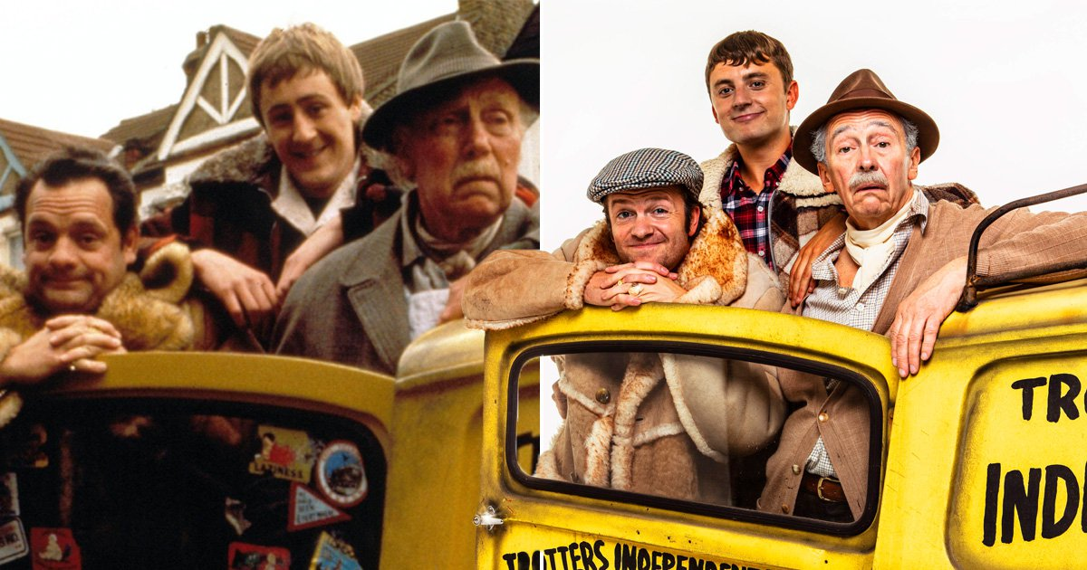 Where to get Only Fools and Horses musical tickets, what dates and which theatre it's showing at