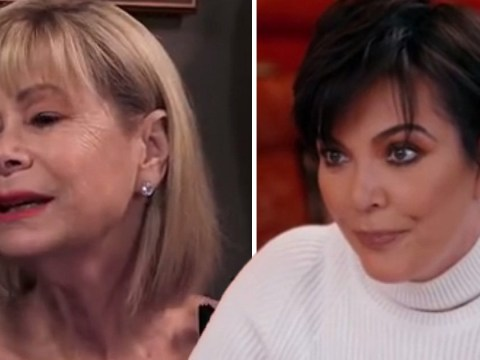 Kris Jenner gifts her friend a facelift for her birthday