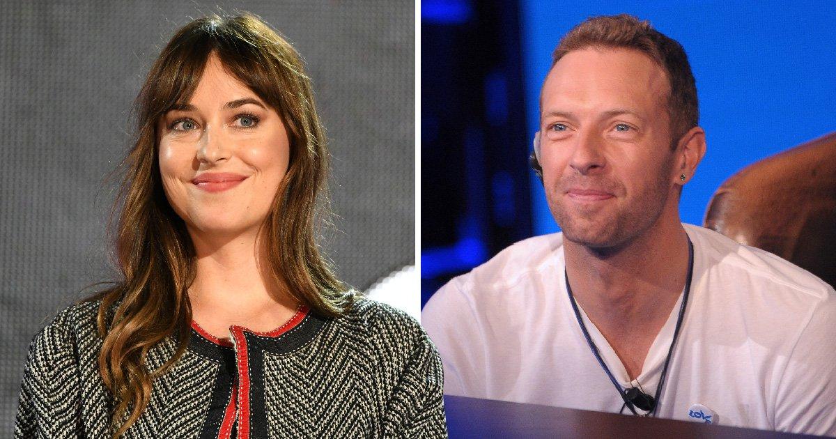 Chris Martin and Dakota Johnson not 'expecting a baby boy' together