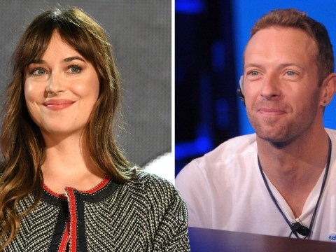 Chris Martin and Dakota Johnson not 'expecting a baby boy' together