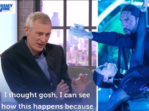 Jeremy Vine 'can see why' Seann Walsh and Katya Jones cheated as dancing together is 'powerful'