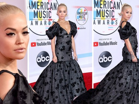 Rita Ora celebrates 'new lease of life' at American Music Awards 2018 ahead of new album Phoenix