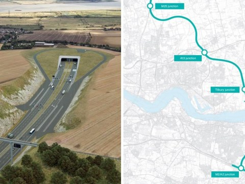 New tunnel under the River Thames that could cost £6,000,000,000