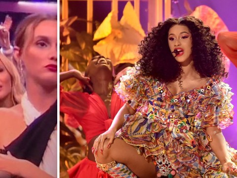Gossip Girl's Leighton Meester is not here for Cardi B's AMAs performance