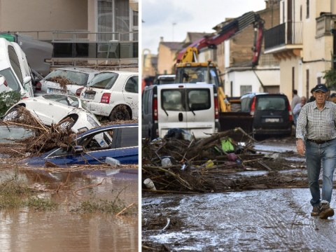 Death toll rises to 10 in Majorca flash flooding which killed two Brits