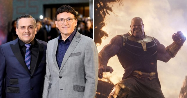 Russo Brothers wrap on Avengers 4