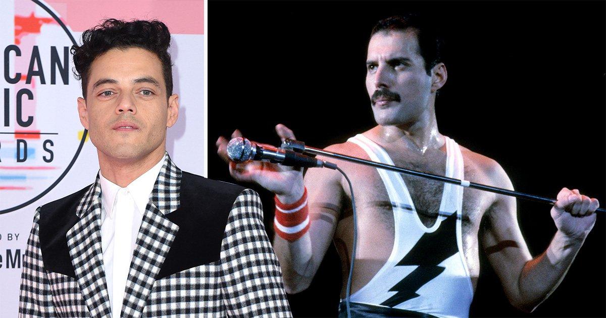 Viral clip shows how perfectly Rami Malek portrayed Freddie Mercury's Live Aid performance
