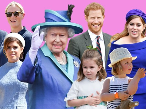 Who are the Queen's children, grandchildren and great grandchildren as Harry and Meghan add to the family?