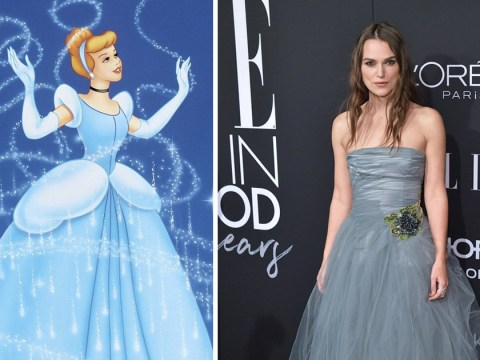 Keira Knightley learns 'not to f*** with Cinderella' after those controversial Disney comments