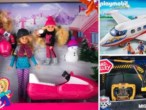Tesco and Sainsbury's launch half price toy sales