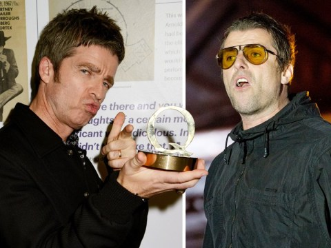 Liam Gallagher mocks 'little mug' Noel for working with former Oasis producer