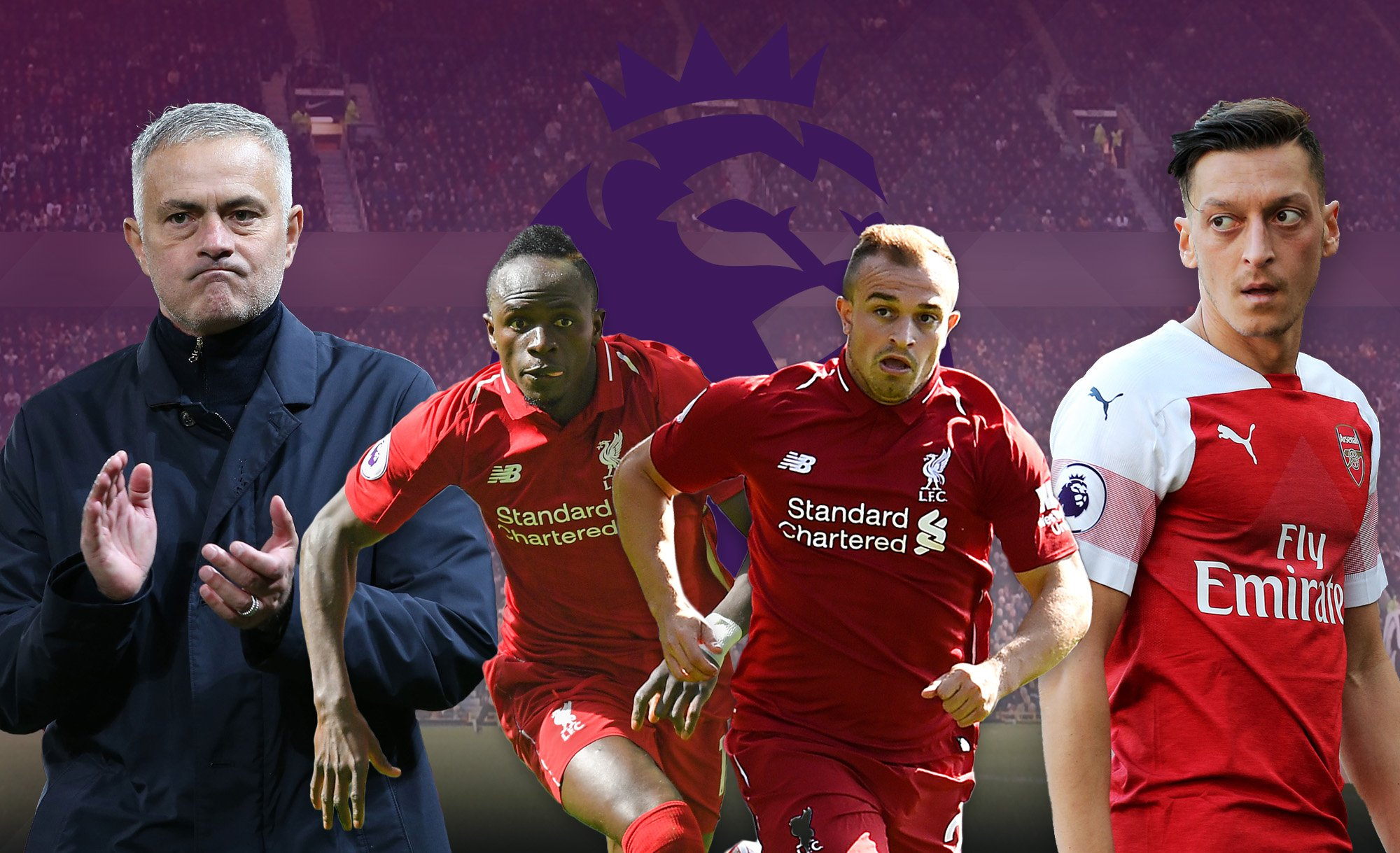 Can Jose Mourinho break his Stamford Bridge hoodoo and will Mesut Ozil return for Arsenal?
