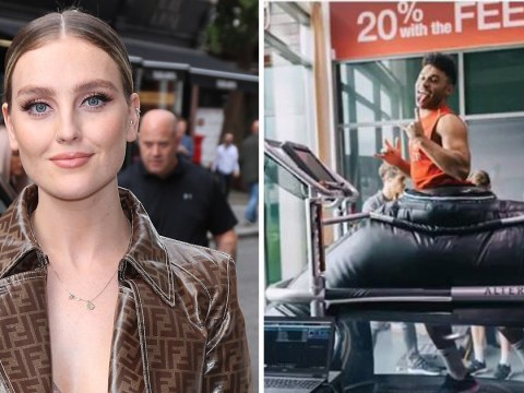 Perrie Edwards posts sweet tribute to boyfriend Alex Oxlade-Chamberlain