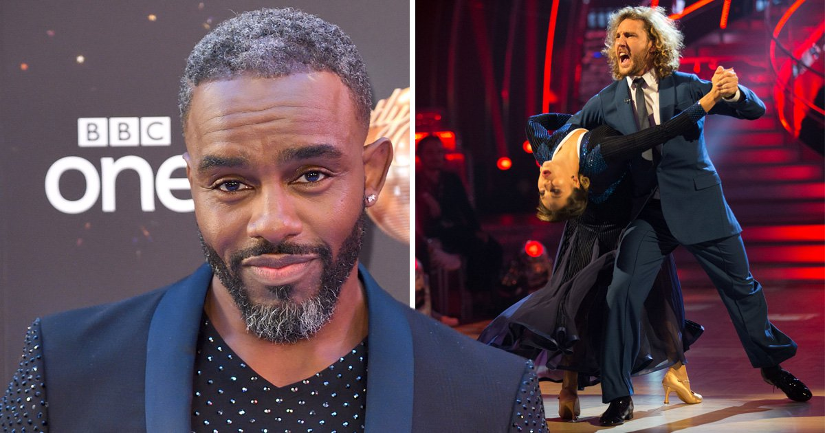 'It was a surprise': Charles Venn admits Seann Walsh and Katya Jones scandal was a 'brow-raiser'