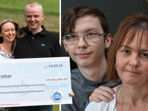 Woman claims £108million Euromillions winner is the father of her child and demands money