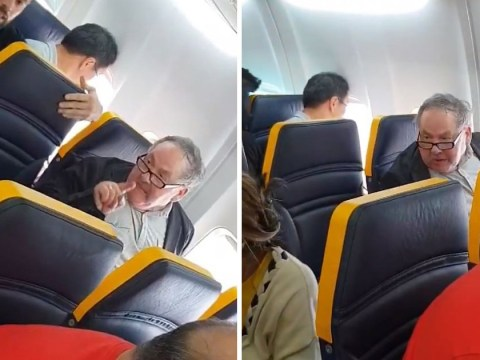 Daughter speaks out after distraught elderly mum is called an 'ugly black b*stard' on Ryanair flight