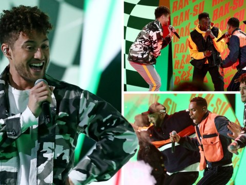 Rak-Su deny miming X Factor comeback performance as band met with backlash