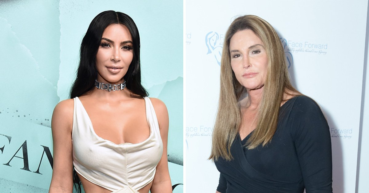 Kim Kardashian 'hysterically cried' walking in on Caitlyn Jenner for the first time