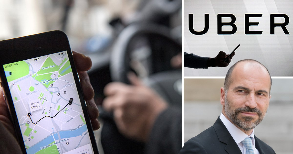 Uber says prices are about to go up by 15p per mile