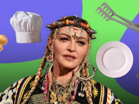 Madonna calls herself 'VVIP' as she offers £110,000 a year for private chef