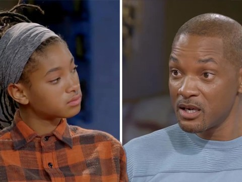 Will Smith recalls how daughter Willow screamed at him over Jada Pinkett marriage troubles