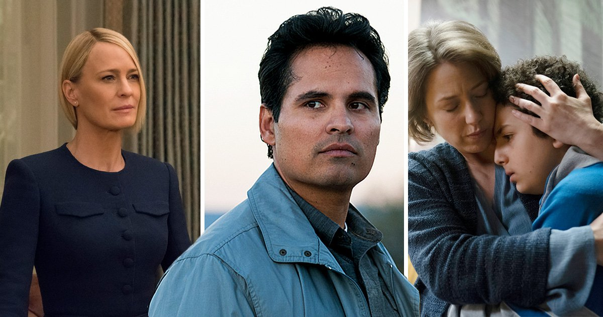 Netflix UK in November 2018: Best new shows from House Of Cards to Narcos Mexico
