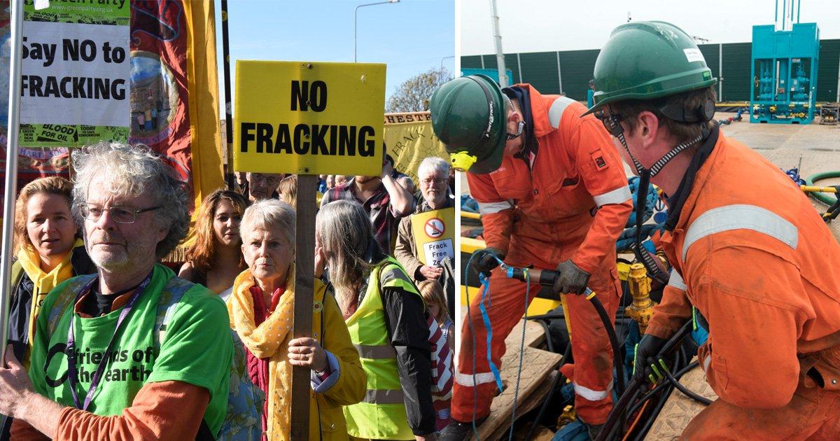 Fracking to start again despite earthquakes striking underneath Lancashire site