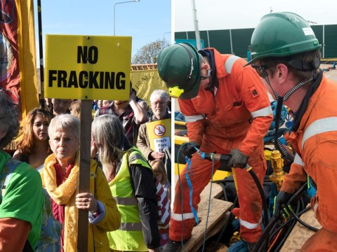 Fracking to start again despite earthquakes striking underneath Lancashire site